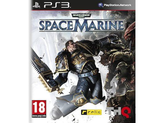 Игра Warhammer 40000 Space Marine (PS3)