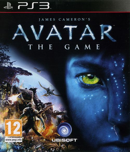 Игра James Cameron's Avatar The Game (PS3)