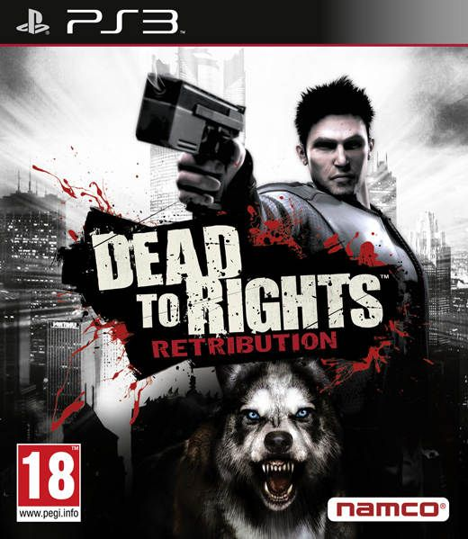 Игра Dead to Rights Retribution (PS3)