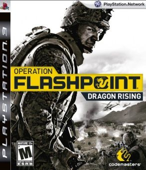 Игра Operation Flashpoint Dragon Rising (PS3)