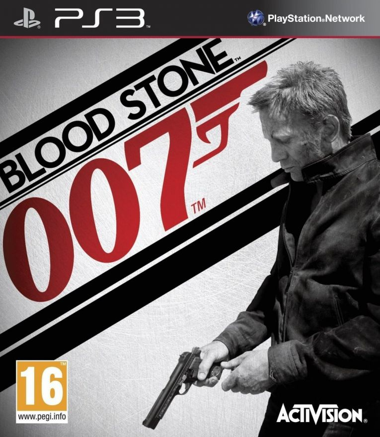 Игра 007 Blood Stone (PS3)