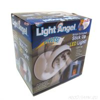 Беспроводной светодиодный светильник с датчиком движения Light Angel