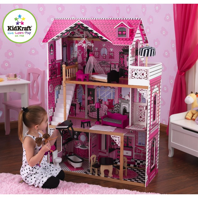 Домик для кукол Амелия KidKraft 65093
