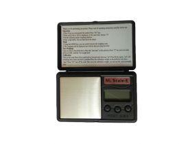 Электронные весы ML-E04 500 гр