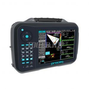 Proceq Flaw Detector 100 PA 16:64 - ультразвуковой дефектоскоп