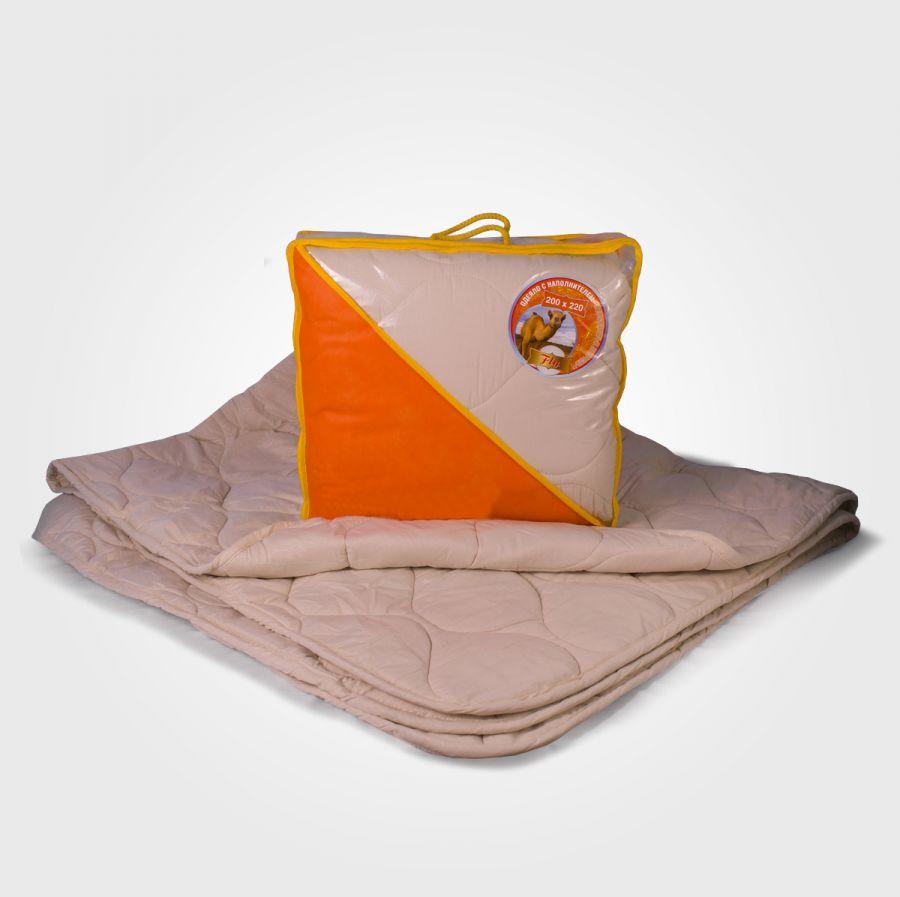 Одеяло верблюжья шерсть в микрофибре, норма