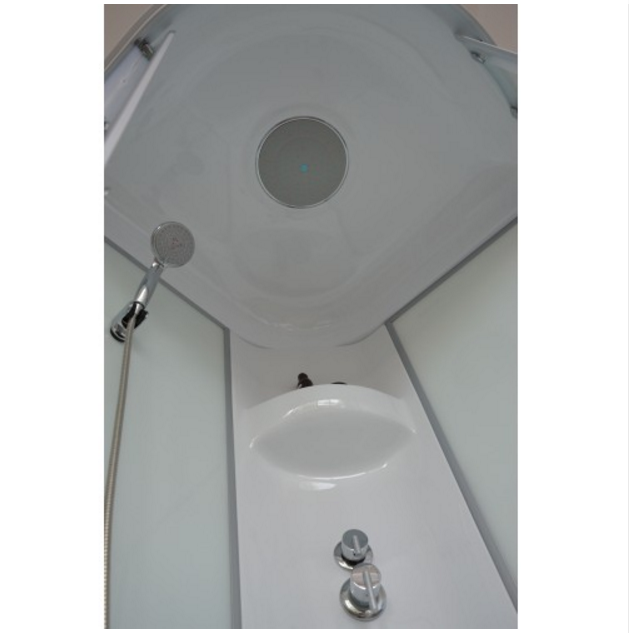 Душевая кабина Royal Bath 90x90  RB 90BK6