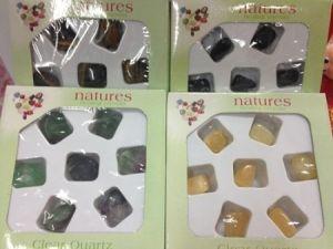 Камни здоровья наборы в ассортименте 7 видов  (3-4см)