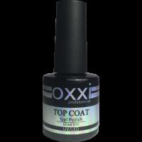 Верхнее покрытие Top Coat для гель-лака OXXI Professional, 10 мл
