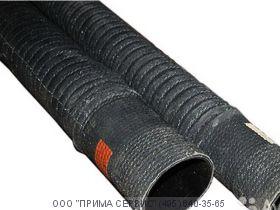 Рукав напорно-всасывающий КЩ-2-100-10, L=4 метра ГОСТ 5398-76