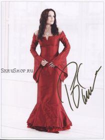 Автограф: Тарья Турунен. Nightwish