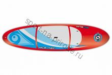 "SUP board BIC 10'6"" PERFORMER RED"