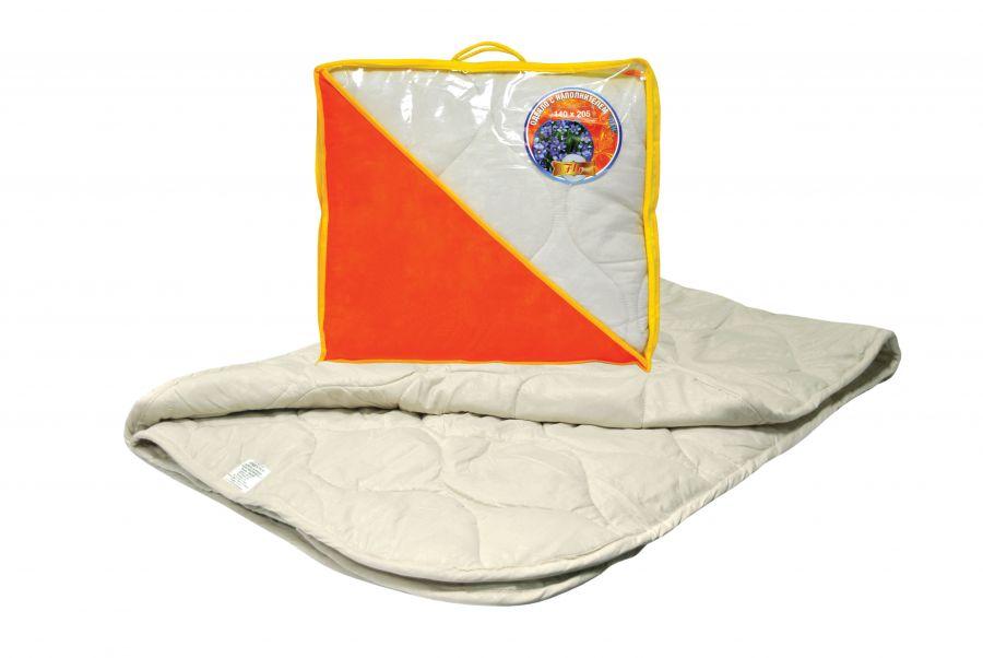 Одеяло льняное в микрофибре, норма