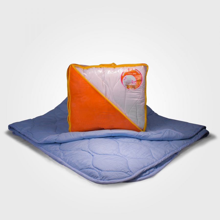 Одеяло шелковое в микрофибре, норма
