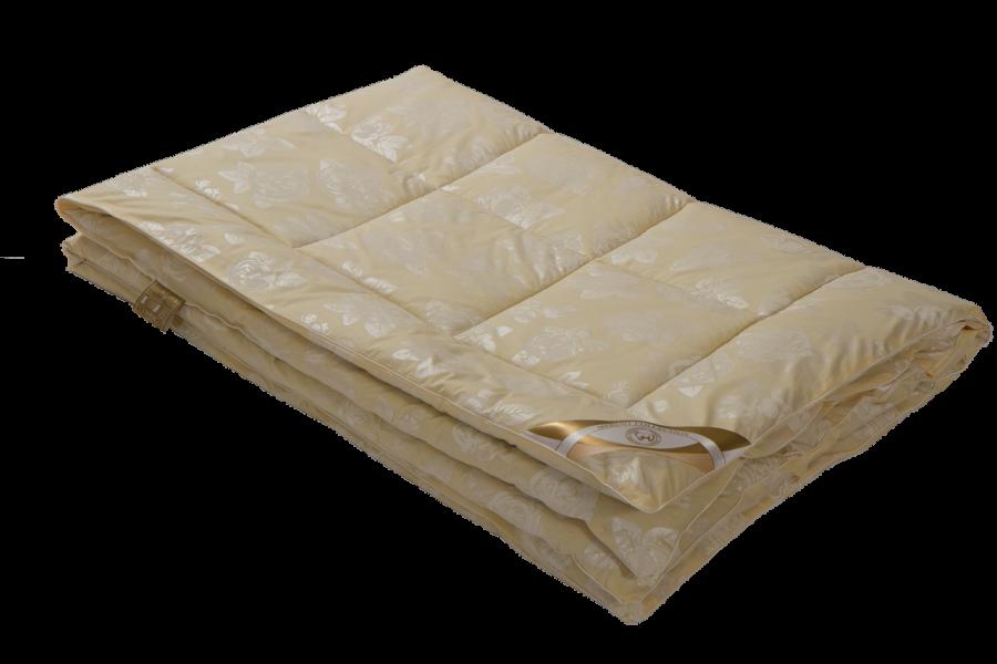 Одеяло Овечья шерсть - зима, тик (Merino)