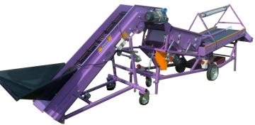 Сортировочный комплекс М-900 Remprodex с мешконаполнителем