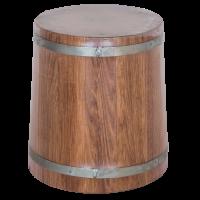 Дубовый жбан, 10 литров (на подставке)