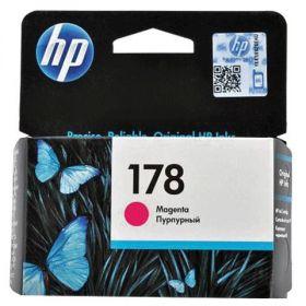 Струйный картридж HP CB319HE, оригинальный, термический струйный, 300 стр.