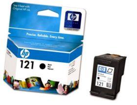 Струйный картридж HP CC640HE  оригинальный 200 стр.№121