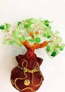 Кристаллы. деревья