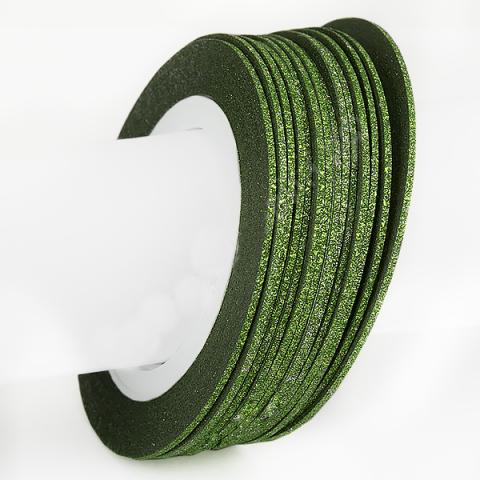 Лента для дизайна 1 мм Light Green №3