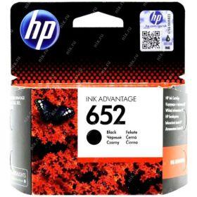 Картридж HP F6V25AE (№652) черный