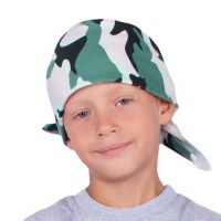 ПГК376001н Бандана камуфляж для мальчика