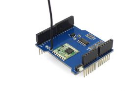 Lora RFM95 Shield V1.0 (915 MHz)