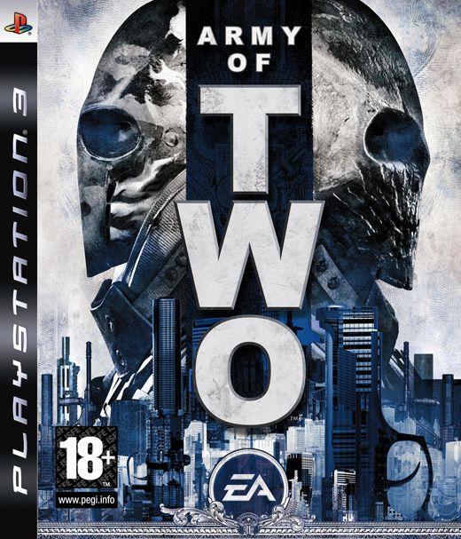 Игра Army of Two (PS3)