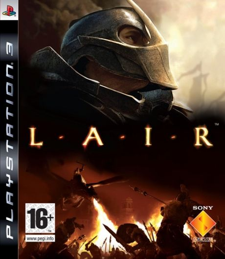 Игра Lair (PS3)