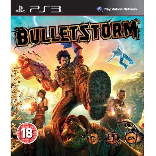Игра Bulletstorm (PS3)
