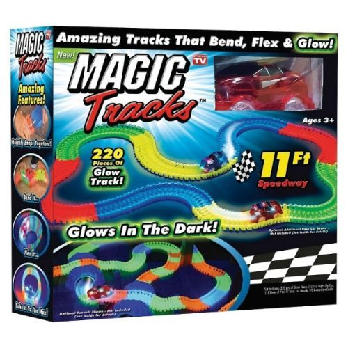 Magic Tracks  220 деталей