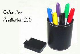 Color Pen Prediction 2.0 - Предсказание цвета маркера