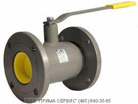 Кран шаровый LD КШЦФ Ду125 фланцевый стальной