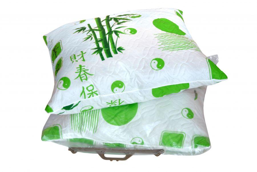 Подушка бамбук-ультрастеп