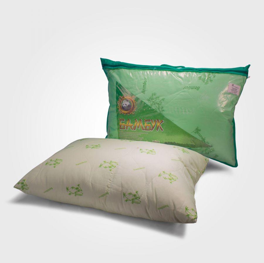 Подушка бамбук-полиэстер