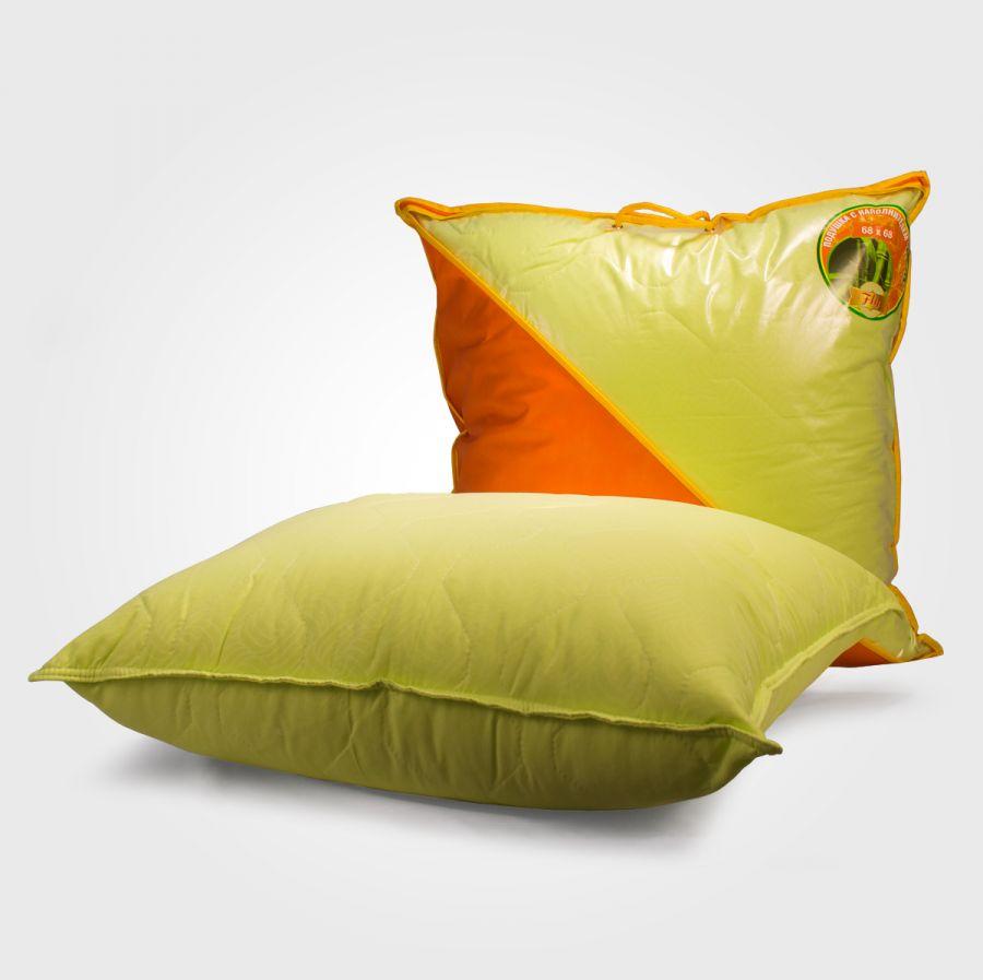 Подушка бамбук - микрофибра