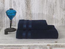 Полотенце махровое PETEK 100*150 (синее) Арт.2148-10