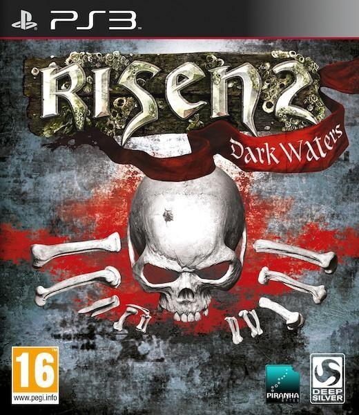 Игра Risen 2 Dark Waters (PS3)