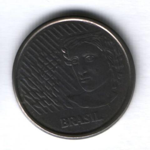 10 сентаво 1997 г. Бразилия