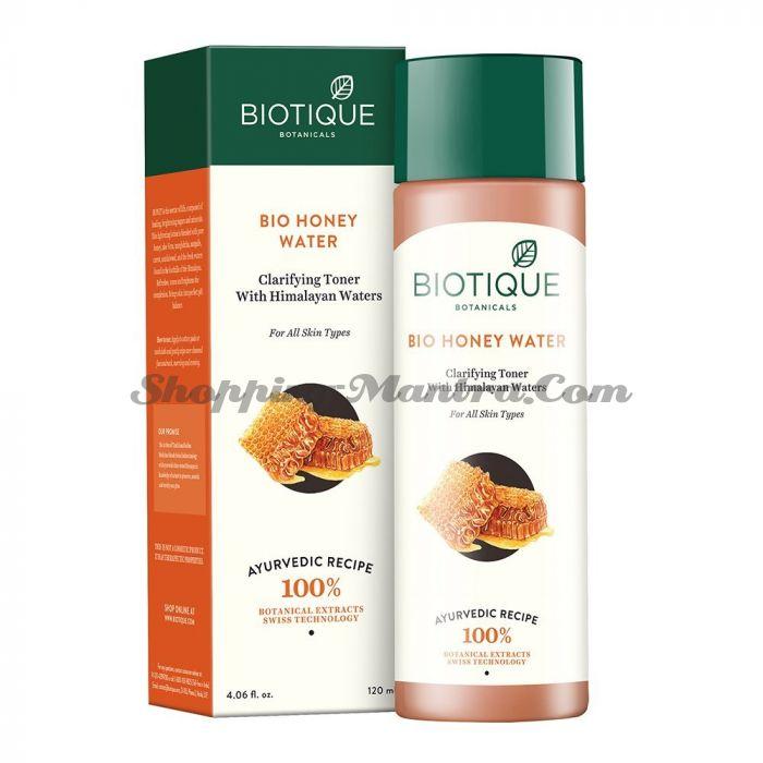 Тоник для лица медовый Биотик | Biotique Bio Honey Water Freshener