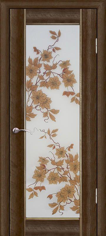 Дверь Орхидея