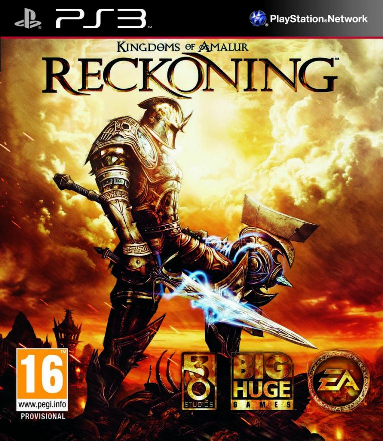 Игра Kingdoms of Amalur Reckoning (PS3)