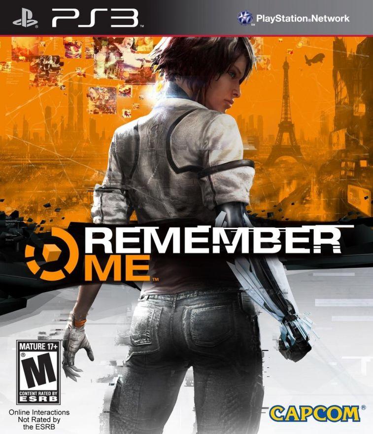 Игра Remember Me (PS3)