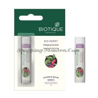 Бальзам для увеличения объема губ Биотик Лесные ягоды | Biotique Bio Berry Plumping Lip Balm New