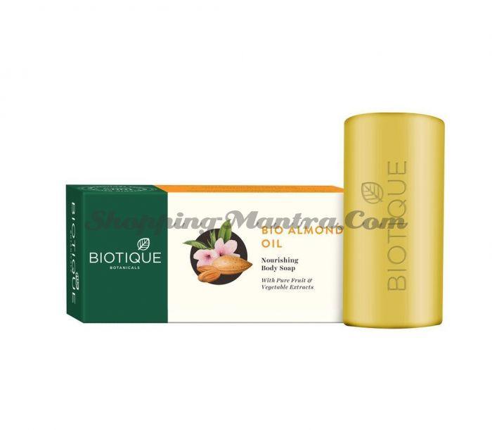 Мыло для тела Биотик Миндальное масло | Biotique Almond Oil Body Soap