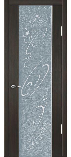 Дверь Люкс 1 с тканью
