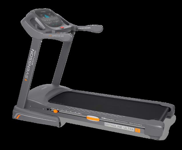 Электрическая беговая дорожка - Svensson Body Labs Ortholine Ultra Z
