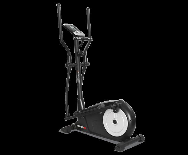 Магнитный эллиптический тренажер - Svensson Body Labs Comfortline ESM