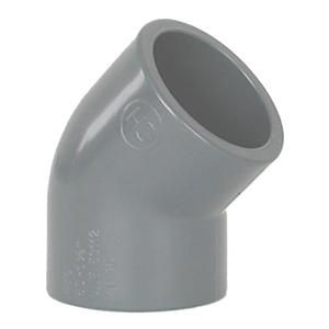 Угольник 45 градусов Coraplax (д. 63 мм)
